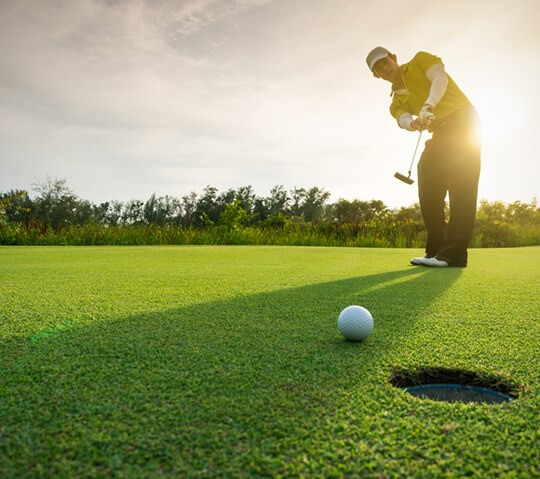 Golfers Hole-in-One insurance